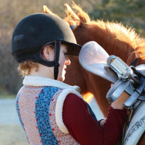 Horseback Helmet for Beginners