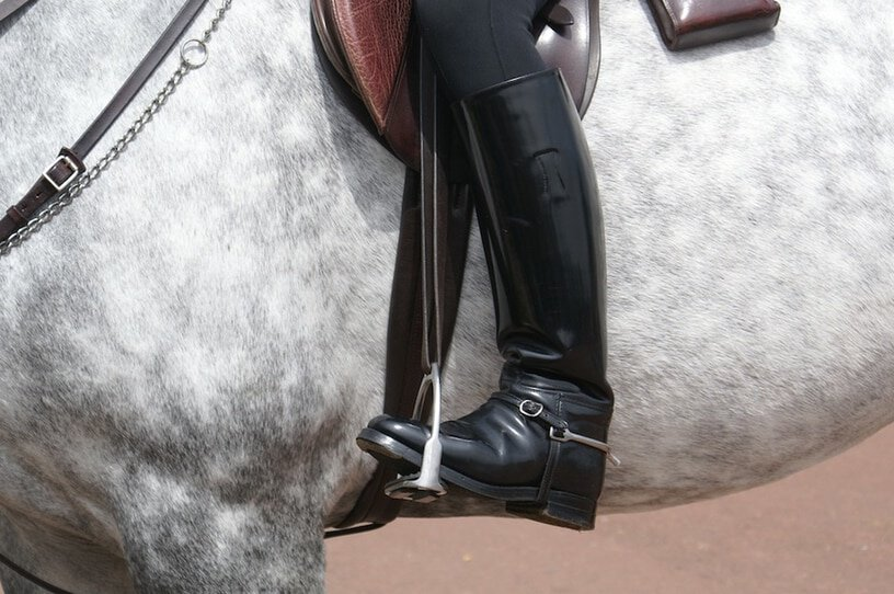 Dress Riding Boot English Style