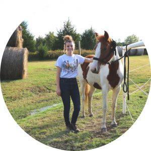 Carmella Abel Horse Professional