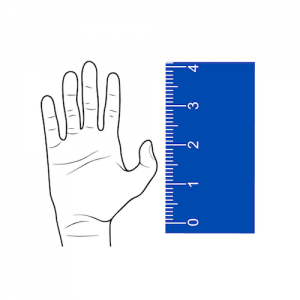 Horse Hand Measuring Unit