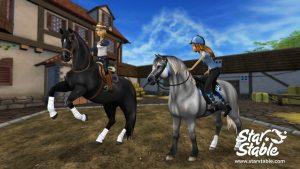 Games horse White Oak